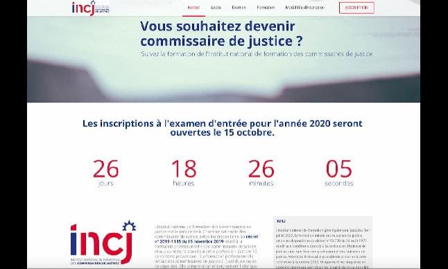 Juridiques.com – Examen d'accèsàla formation professionnelle de commissaire de justice : les inscriptions débutent en octobre