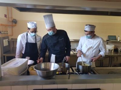 Le CFAR Campus de GAP ouvre le «Brevet Professionnel Arts de la Cuisine» sur son site gapençais