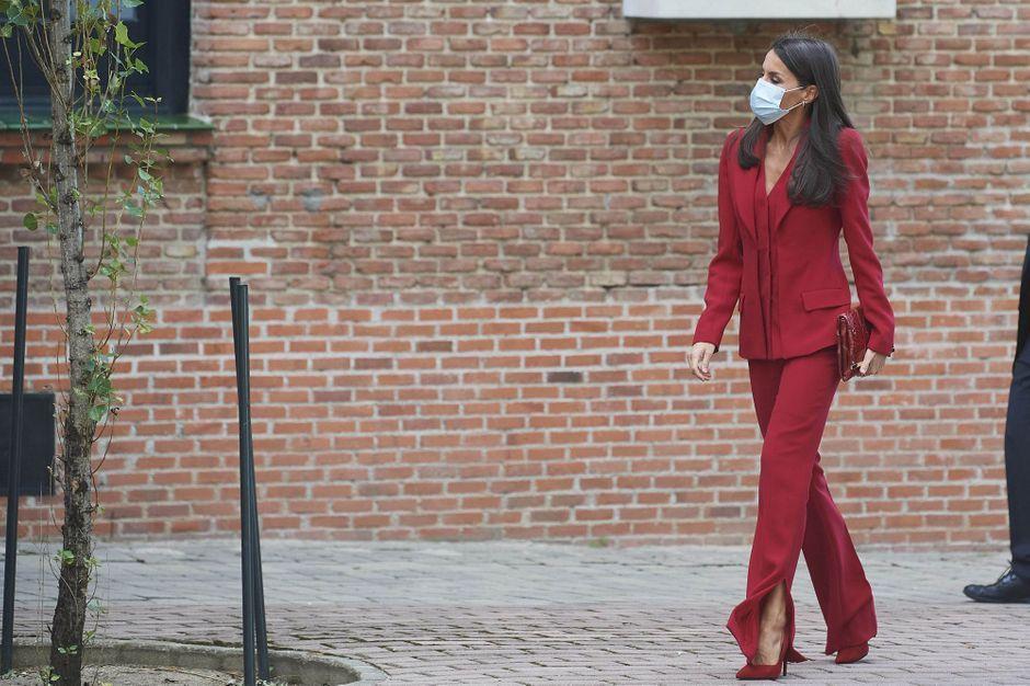 Letizia d'Espagne, reine glamour à la Résidence d'étudiants à Madrid