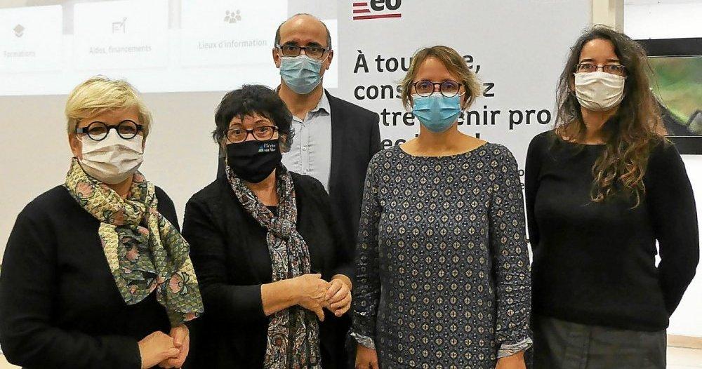 Idéo Bretagne, une plateforme d'orientation et de formation professionnelle pour tous
