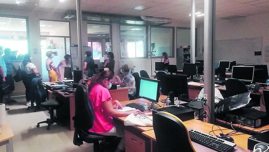 Afpa : journée portes ouvertes doublement ensoleillée