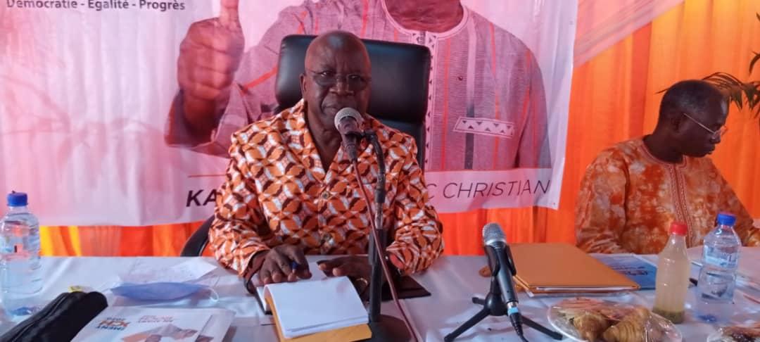 Campagne présidentielle : le MPP prévoit créer 600 mille emplois pour les jeunes et les femmes