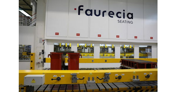 Faurecia investit 12 millions d'euros à Nogent-sur-Vernisson