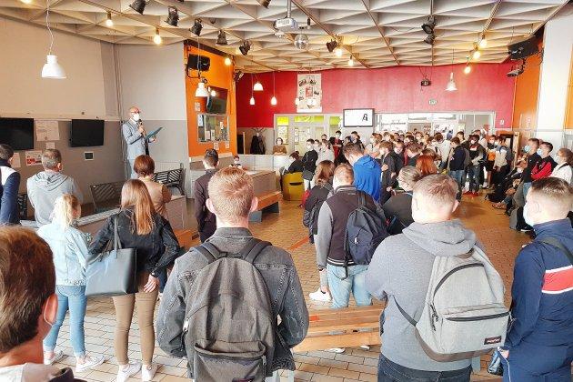 Orne. Un millier d'apprentis font leur rentrée au centre formation 3 IFA à Alençon